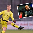 Jurgen Klopp has sang the praises of Caoimhin Kelleher