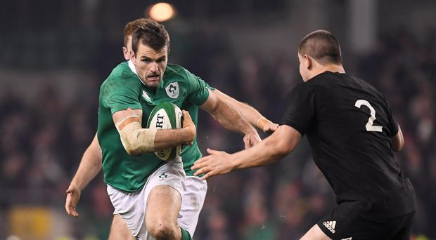 Jared Payne has faced his native New Zealand in an Irish shirt and may do so again in a Lions short this summer
