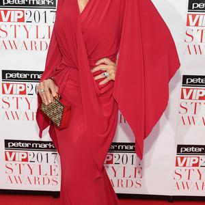 Celia Holman Lee at the Peter Mark VIP Style Awards 2017 at The Marker Hotel Dublin. Picture: Brian McEvoy