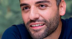 Big break: Oscar Isaac has not looked back since being cast in Inside Llewyn Davis