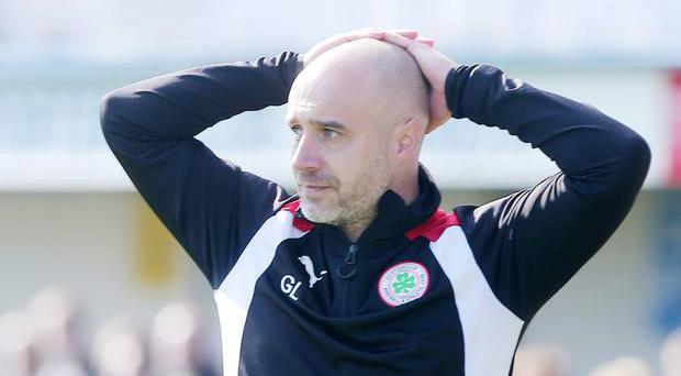 Cliftonville manager Gerard Lyttle resigns