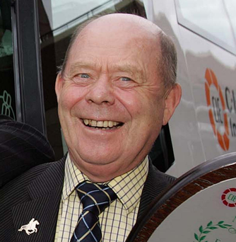 Long-serving councillor Seán McEniff, who died yesterday Picture: Maxwells