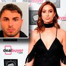 Ferne McCann and inset Arthur Collins