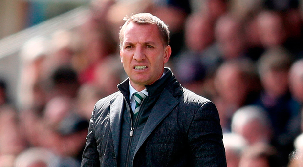 Brendan Rodgers already preparing for next season with Celtic