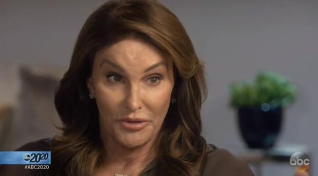 Caitlyn Jenner talks to Diane Sawyer for her second 20/20 interview