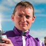 Jockey Seamie Heffernan. Photo: Sportsfile