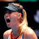 Maria Sharapova: Sidestepped controversy. Photo: Getty Images