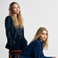 Child stars turned designers Mary-Kate and Ashley Olsen