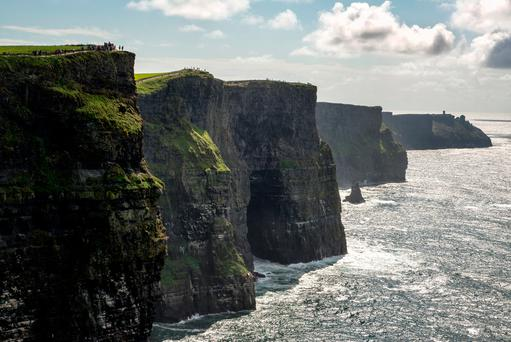 The Cliffs of Moher Photo: Christopher Hill