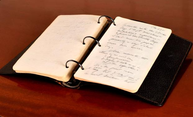 Auction: The diary will be sold this week in Boston, America