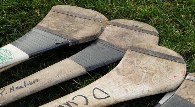 The top players choose their hurleys with the tactile sensitivity of a musician choosing her instrument. Photo: Stock image