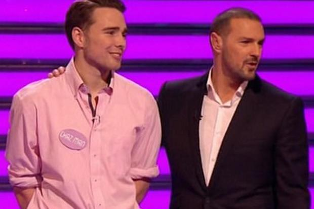 Charlie on Take Me Out