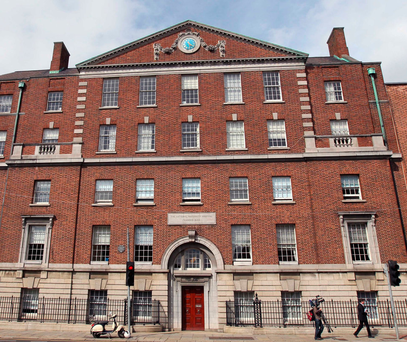 Holles Street Hospital Photo: Damien Eagers / Irish Independent