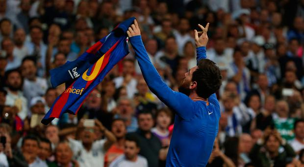 Lionel Messi created the 500 goals club in Barcelona and how!