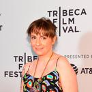 Actress Lena Dunham attends