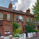 The man collapsed in Moselle Avenue, north London and died in hospital a short time later