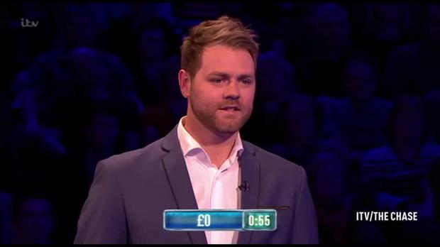 Brian McFadden on The Chase