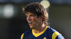 Worcester Warriors' Donncha O'Callaghan. Photo: Getty Images