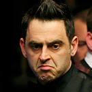 It's always an emotional roller-coaster watching Ronnie O'Sullivan. Photo: PA Wire