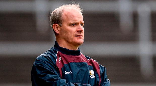 Galway manager Michéal Donoghue. Photo: Diarmuid Greene/Sportsfile