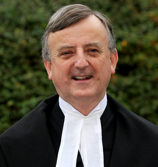Judge Patrick Durcan Picture: Courtpix