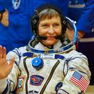 Spacewoman Peggy Whitson. Photo: Shamil Zhumatov/Reuters