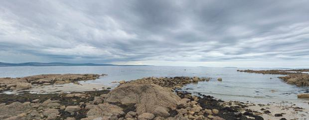 Superbugs have been found at two beaches in Spideal, Co Galway