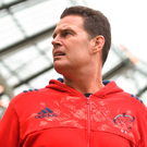 News Rassie Erasmus will remain at the province next season has been welcomed at Munster. Photo by Ramsey Cardy/Sportsfile