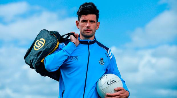 Cian O'Sullivan believes Dublin are well-equipped to bounce back from the league final loss. Photo by Sam Barnes/Sportsfile