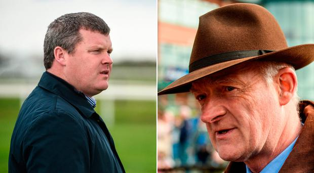 The race for the Irish trainers' title is hotting up