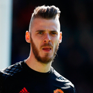 David De Gea Photo: Reuters / Jason Cairnduff
