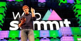Web Summit founder Paddy Cosgrave praised the role of the IDA in supporting the event since its foundation