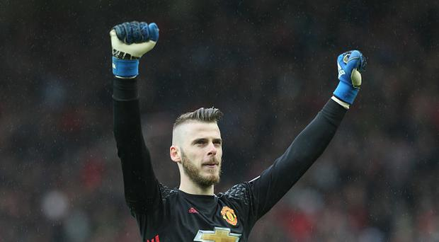 David de Gea could be on his out of Old Trafford