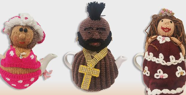 Knitting Pattern For Michael D Higgins Tea Cosy : Move over Michael Tea Higgins, theres a new tea cosy in ...