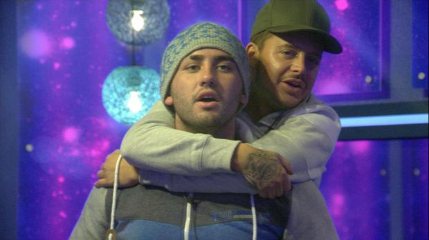 Big Brother stars Hughie Maughan and Ryan Ruckledge have broken their eight-month engagement