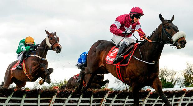 Big race double for Willie Mullins at Punchestown
