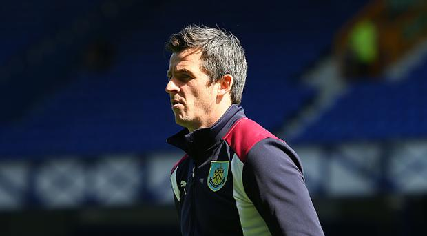 Joey Barton of Burnley takes a look around the pitch prior to the Premier League match between Everton and Burnley at Goodison Park on April 15, 2017 in Liverpool, England. (Photo by Alex Livesey/Getty Images)