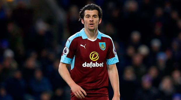 Joey Barton. Photo: Martin Rickett/PA Wire