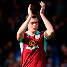 Michael Keane. Photo credit: Martin Rickett/PA Wire