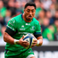 Bundee Aki. Photo: Stephen McCarthy/Sportsfile