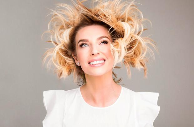 Pippa O'Connor is backing the Get Blown Away fundraiser