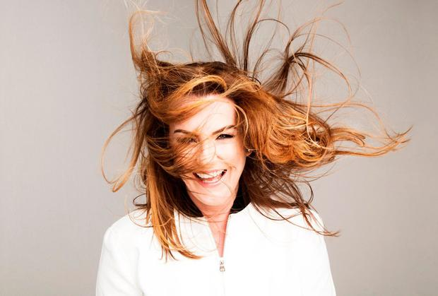 Mairead Ronan is backing the Get Blown Away fundraiser