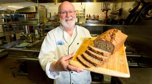 Aidan MacManus who won the Irish bread award for the Georgina Campbell Irish Breakfast Awards 2017. Photo: Mark Condren