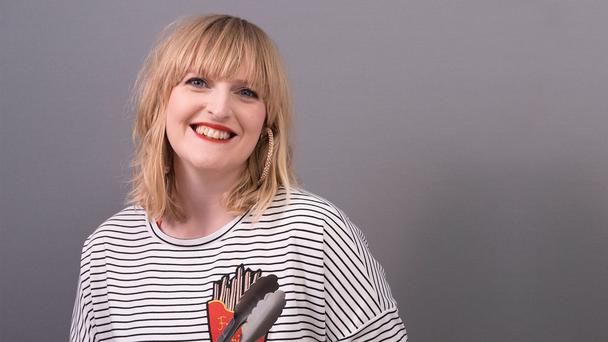 Sophie White's new series Recipes for Actual Real Life debuts on RTE Player today