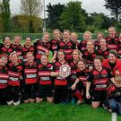 The senior women's team, the 'Amazons', won the Paul Cusack plate last weekend