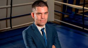 Bernard Dunne is looking forward to 'a fantastic opportunity and a great challenge'. Photo: SEB DALY/SPORTSFILE