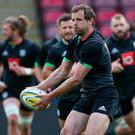 Nick Evans believes the Lions have a slim chance of overcoming New Zealand. Photo: Getty Images for Harlequins