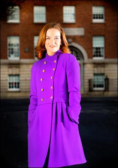 Dr Rhona Mahony, Master of the National Maternity Hospital Holles Street Picture: David Conachy