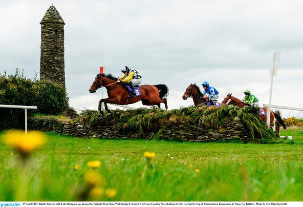 It's day four at Punchestown