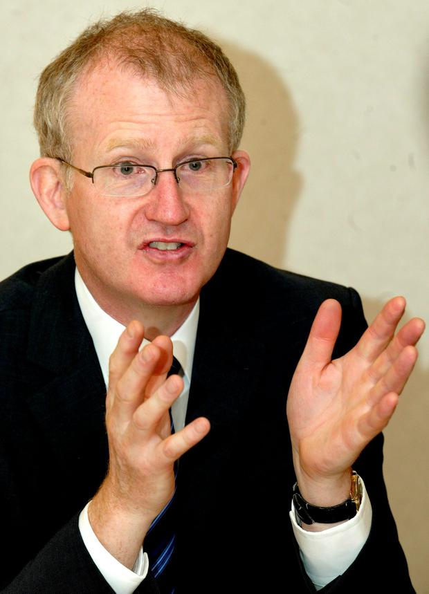 Dr Chris Fitzpatrick has resigned from the board of the National Maternity Hospital